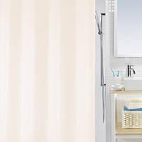 Шторка для ванной виниловая Spirella BIO бежевая