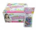 Набор резинок для плетения браслетов 24 упаковки