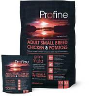 Profine ADULT SMALL BREED CHICKEN & POTATOES 1,5кг -корм для взрослых собак мелких пород
