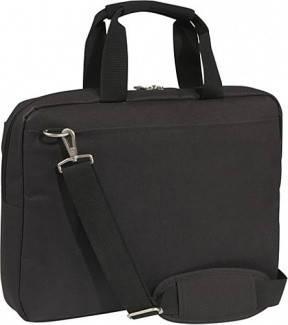 """Мужская сумка для ноутбука 16"""" Sumdex Passage  PON-315BK черный PON-315BU  голубой"""