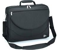 """Мужская качественная сумка для ноутбука 10"""" Sumdex Passage PON-308BK черный, PON-308RD бордовый"""