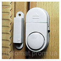 Беспроводная сигнализация ревун для окон и дверей