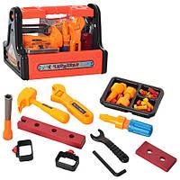 Детский набор инструментов 2016  в ящике