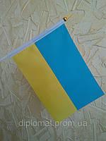 Флажок (флажки) флаг Украины 21х14, национальная атрибутика