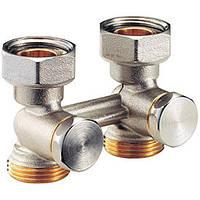 """Проходной клапан для 2-х трубных систем  3/4""""FX3/4""""E Giacomini"""