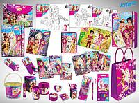 Школьный набор канцтоваров для девочки Mia&Me 31 предмет