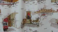 Печатная портьера 150X270 14001 V02 (1шт) Arya