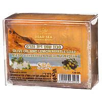 Израильская косметика Натуральное СПА-мыло с оливковым маслом и миртом Care & Beauty Line