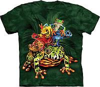 3D футболка The Mountain - Frog Pile