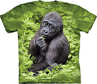 3D футболка The Mountain - Kojo Western Lowland Gorilla
