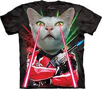 3D футболка The Mountain - Lazer Cat