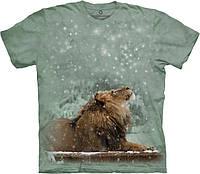 3D футболка The Mountain - Luke In Snowfall