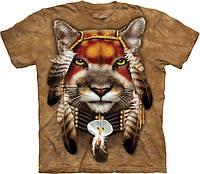 3D футболка The Mountain - Mountain Lion Warrior