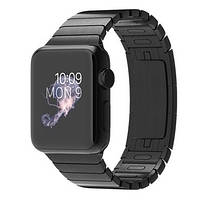Умные часы Apple Watch Stainless steel block bracelet 38mm