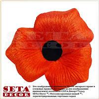 Красный Мак значок, цветок, брошь, символ памяти и победы. Оптом и в розницу.