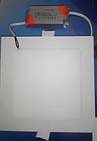 Светодиодная панель Светкомплект DL 14S белый тёплый