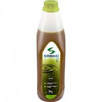 Масло для смазки цепи Sadko bio-1L