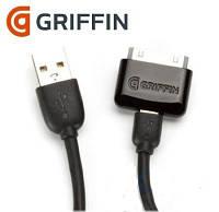 Кабель USB Griffin Samsung TAB/P1000 Black