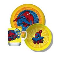 Детский набор Luminarc Человек Паук
