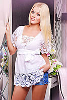 Блуза-туника Крестьянка