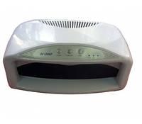УФ лампа 36W YRE 704 таймер 2,3,5 мин и бескон. + винтелятор (на две руки)
