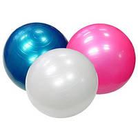 Мяч для фитнеса глянцевый (фитбол) d-65см 800г