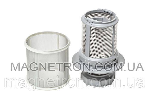 Фильтр тонкой очистки и микрофильтр для посудомоечной машины Bosch 427903, фото 2