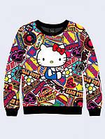 Свитер трикотажный подростковый Hello Kitty