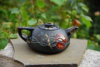 """Чайник заварочный керамический """"Китайский закат"""" 1000 мл"""