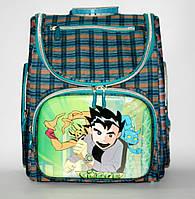 MB06 Рюкзак-ранец школьный детский