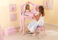 """Туалетный столик """"Принцесса"""" KidKraft 76123"""