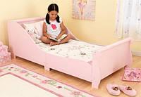 Кровать Розовая для девочки KidKraft 86735