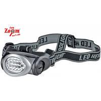 Фонарь налобный Carp Zoom 8+2 LED Head lamp