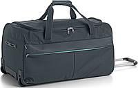 Вместительная сумка-тележка на колесиках 70 л. Roncato Cruiser 4004/22 антрацит