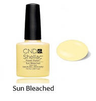 Kол.Весна 2014 Open Road Shellac Sun Bleached 7,3 мл (лимонный желтый)