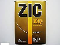 "Автомобильное моторное масло ""ZIC XQ"" (5w40)(4L)"
