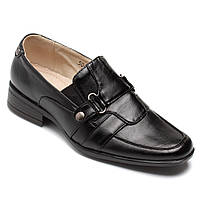 Школьные туфли для мальчика, модель 2344, размер 28-37