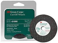 3M™ 01989 Отрезные круги Green Corps, диам. 75 мм, толщ. 8 мм