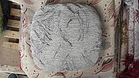 Чехол на резинке для табурета на кухню Полосы