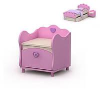 Прикроватная тумба Pn-14-1 мебель детская.
