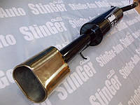 Глушитель прямоточный ВАЗ 2110,2111 Stinger (стингер) с насадкой