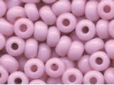 Бісер рожевий 50 грамм