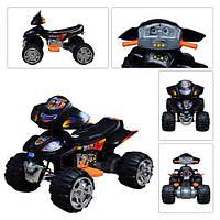 Квадроцикл ZP 5118-7 черный 106х75х76см