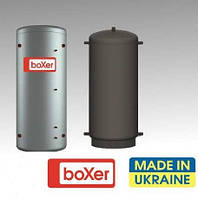 Аккумулирующая емкость BOXER 600л + один змеевик ГВС (с изоляцией)