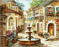 Набор для рисования MENGLEI Площадь фонтанов