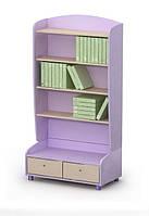 Шкаф книжный Si-04 детская мебель.