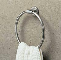 Вешалка кольцо для полотенец  Boston