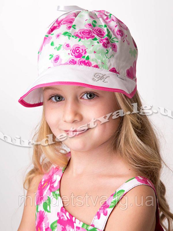 Головные уборы на лето для девочек