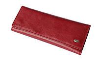 Ключница красная натуральная кожа Bolinni 869-578