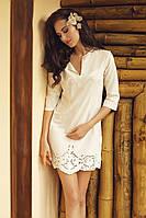 Пляжное платье-туника Anabel Arto 94705 Анабель Арто, 42 и 44